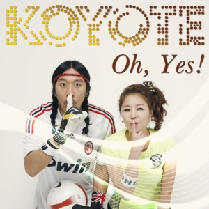 "Album art for Koyote's album ""Oh, Yes!"""