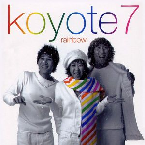 "Album art for Koyote's album ""Rainbow"""