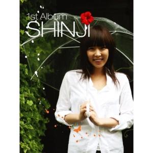 """Album art for Sin.G's album """"1st Album"""""""