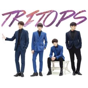 "Album art for Tritops album ""I Miss You I Miss You I Miss You"""