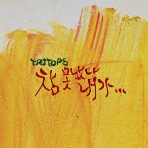 """Album art for Tritops album """"I Was Not True"""""""