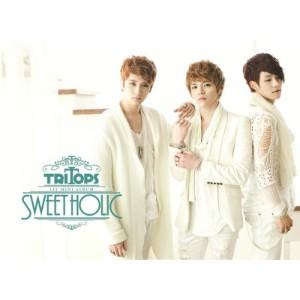 """Album art for Tritops album """"Sweet Holic"""""""