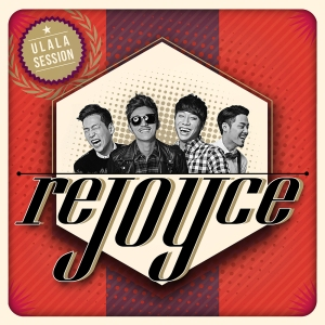 "Album art for ULALA SESSION's album ""reJOYce"""