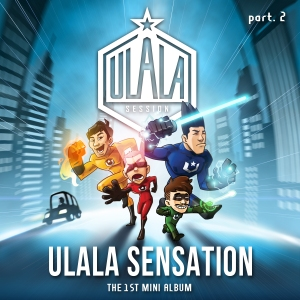 "Album art for ULALA SESSION's album ""Ulala Sensation Part 2"""