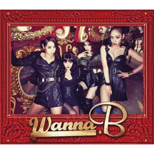 """Album art for Wanna.B's album """"My Type"""""""