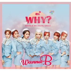"Album art for Wanna.B's album ""Why?"""