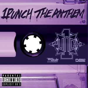 "Album art for 1Punch's album ""The Anthem"""