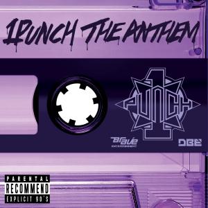 """Album art for 1Punch's album """"The Anthem"""""""