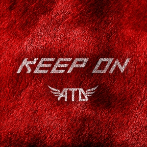 "Album art for ATO's album ""Keep On"""
