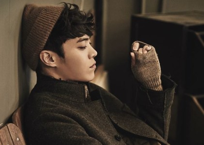 "Eddy Kim's ""Sing Sing Sing"" promotional picture."