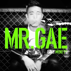 "Album art for Gary (LeeSsang)'s album ""Mr. Gae"""