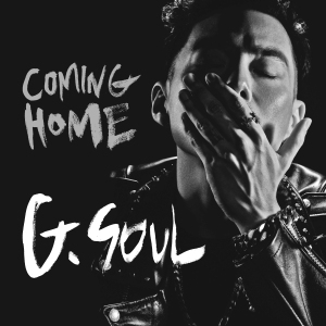 "Album art for G.Soul's album ""Coming Home"""