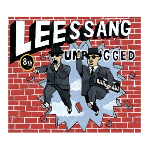 "Album art for LeeSsang's album ""Unplugged"""