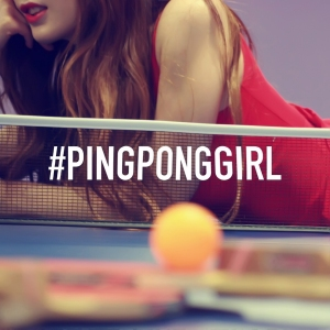 "Album art for Liquid's album ""Ping Pong Girl"""