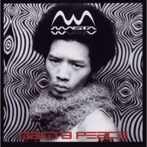 "Album art for Masta Wu's album ""Masta Peace"""