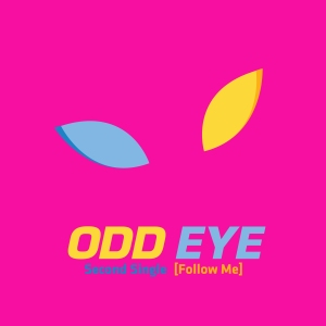 "Album art for ODD EYE's album ""Follow Me"""