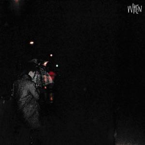 "Album art for Owol's album ""When"""