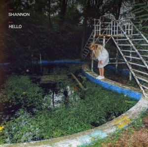 "Album art for Shannon's album ""Hello"""