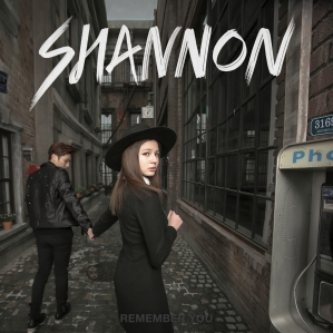 "Album art for Shannon's album ""Remember You"""