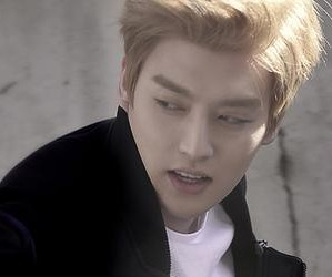"U-Kiss' Eli ""Always"" promotional picture."
