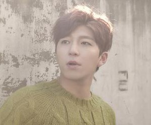 "U-Kiss' SooHyun ""Always"" promotional picture."