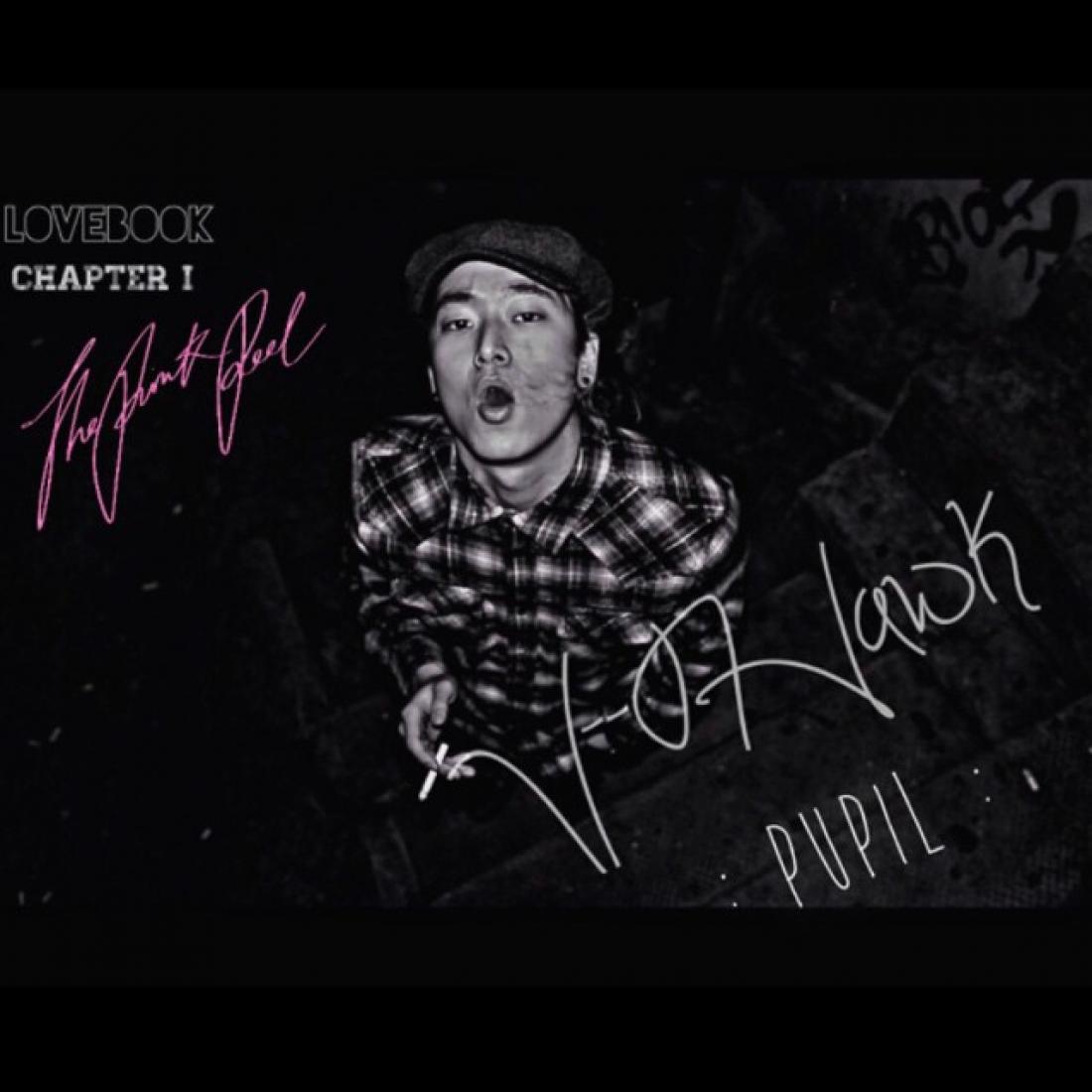 Vhawk discography kpopinfo114 album art for v hawks album love book mixtape solutioingenieria Gallery