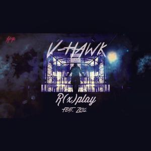 "Album art for V.Hawk's album ""R(x) Play"""