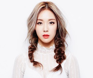 "A.Kor's Dami ""Always"" promotional picture."