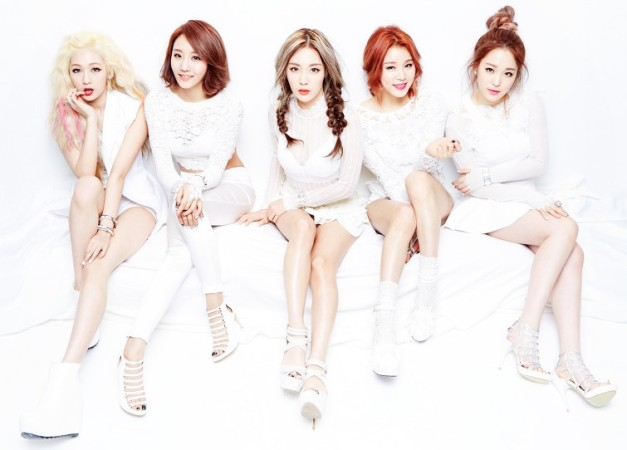 "A.Kor's ""Always"" promotional picture."