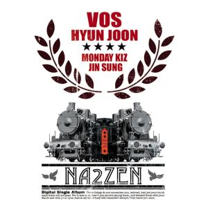 "Album art for Choi Hyun Joon (V.O.S)'s album ""NA2ZEN"""