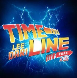 """Album art for Dari's album """"Time Line"""""""