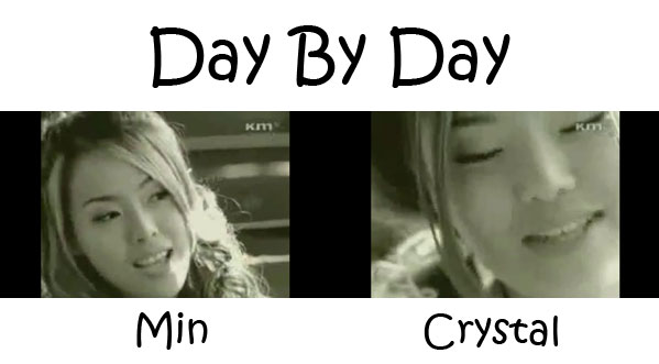 "The members of As One in the ""Day By Day"" MV"