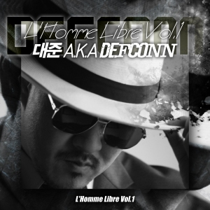 "Album art for Deconn's album ""L'Homme Leibre Vol 1"""