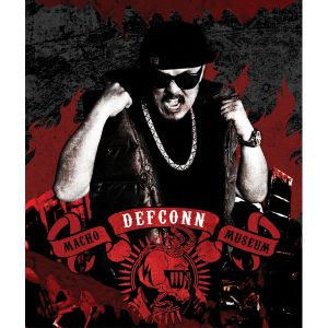 "Album art for Defconn's album ""Maco Museum"""