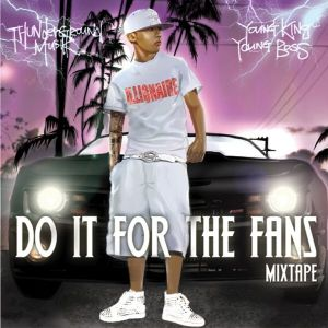 "The members of Dok2 / Gonzo's album ""Do It For The Fans Mixtape"""