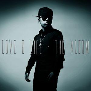"""Album art for Dok2 / Gonzo's album """"Love & Life The Album"""""""