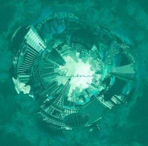 """Album art for Dok2's album """"Reborn"""""""