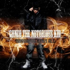 "Album art for Dok2 / Gonzo's mixtape ""Thunderground Mixtape"""
