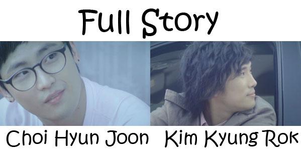 """The members of V.O.S in the """"Full Story"""" MV"""