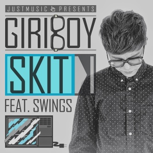 "Album art for Giriboy's album ""Skit"""