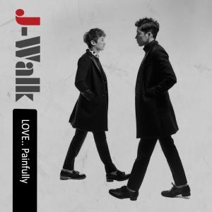 """Album art for J-Walk's album """"Love...Painfully"""""""