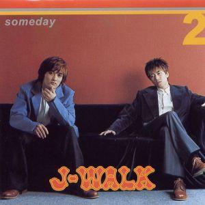 """Album art for J-Walk's album """"Someday"""""""