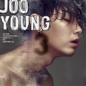 "Album art for Joo Young's album ""3"""