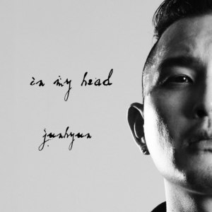 "Album art for Jun Hyun's album ""In My Head"""
