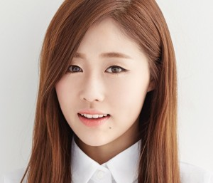 Lovelyz' Baby Soul Repackage promotional picture.