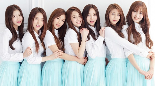 Lovelyz' Repackage promotional picture.
