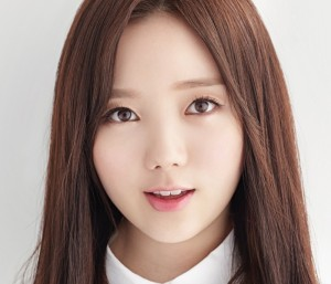 Lovelyz' Kei Repackage promotional picture.