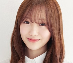 Lovelyz' Sujeong Repackage promotional picture.