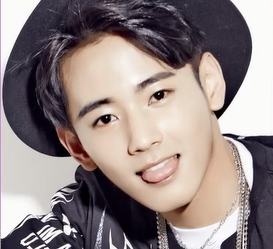 "MYNAME's Seyong ""too very so MUCH"" promotional picture."