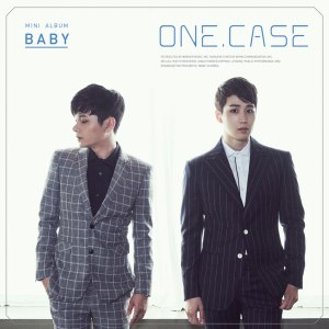 "Album art for One.Case's album ""Baby"""